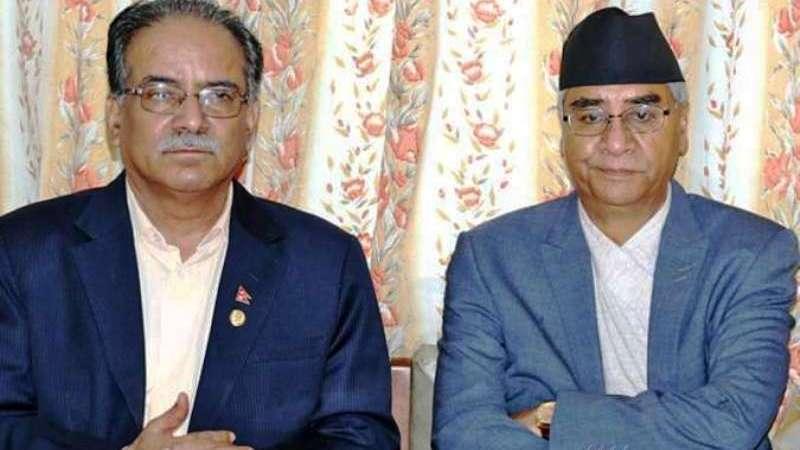नेपाली कांग्रेस र नेकपा माओवादी केन्द्रले वैकल्पिक सरकार गठनको दावी नगर्ने