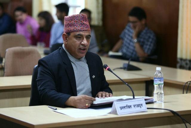 अष्ट्रेलियाका लागि नेपाली राजदूत महेशराज दाहाललाई फिर्ता बोलाइयो