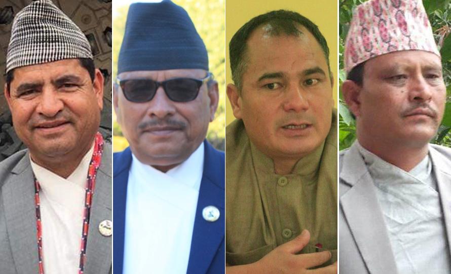 कर्णालीका एमाले माधव पक्षीय चार प्रदेशसभा सदस्यलाई पुनर्बहाली
