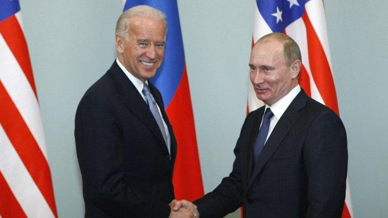 अमेरिकी राष्ट्रपति जो बाइडेन र रूसी समकक्षी भ्लादमिर पुटिनबीच यही साताभेटघाट हुँदै