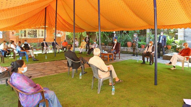 नेपाली कांग्रेसको वडा अधिवेशन स्थगित