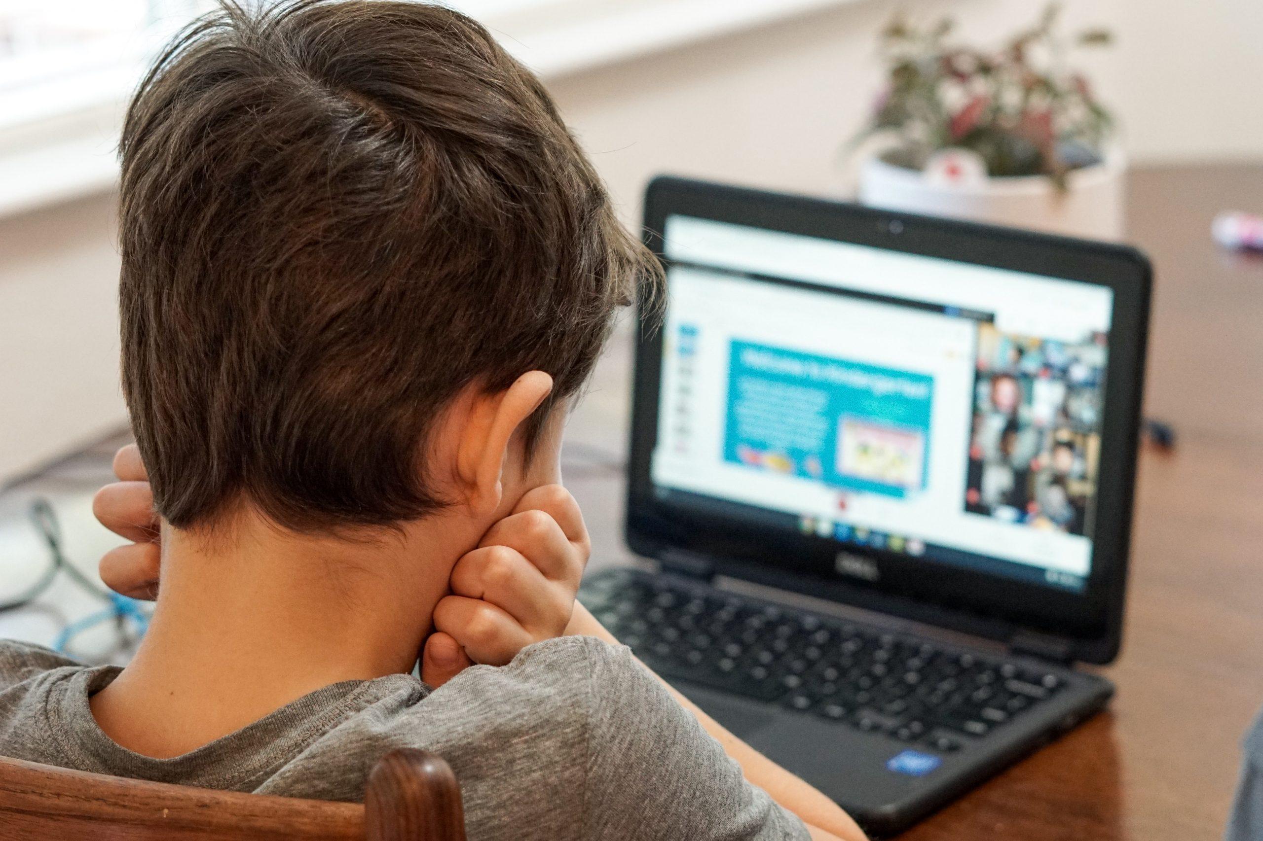 अनलाइन कक्षाले तनावमा बालबालिका