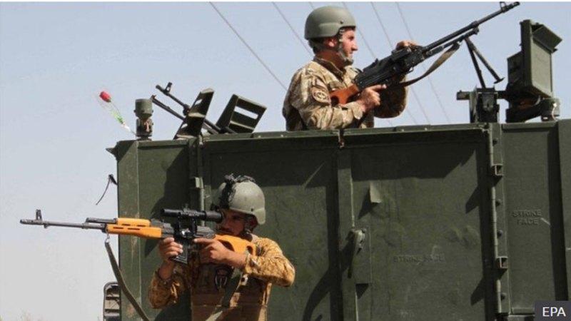 अफगानिस्तानको पश्चिम र दक्षिण क्षेत्र हेरात, लस्करगाहा र कान्दाहारमा तालिबानले कब्जामा लिन खोज्दै भिडन्त जारी