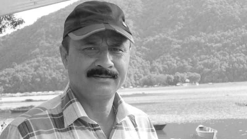 वरिष्ठ हाँस्य कलाकार शम्भुराज थापा 'बखते'को कोरोना संक्रमण्णबाट निधन