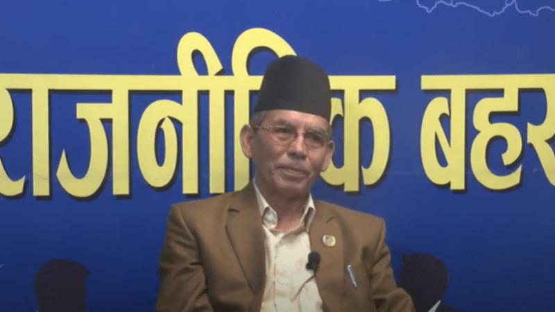 राजनीतिक बहस :  समाजवादी जनता पार्टीका अध्यक्ष तथा पूर्व मन्त्री प्रेम बहादुर सिंह को ताजा अन्तरवार्ता