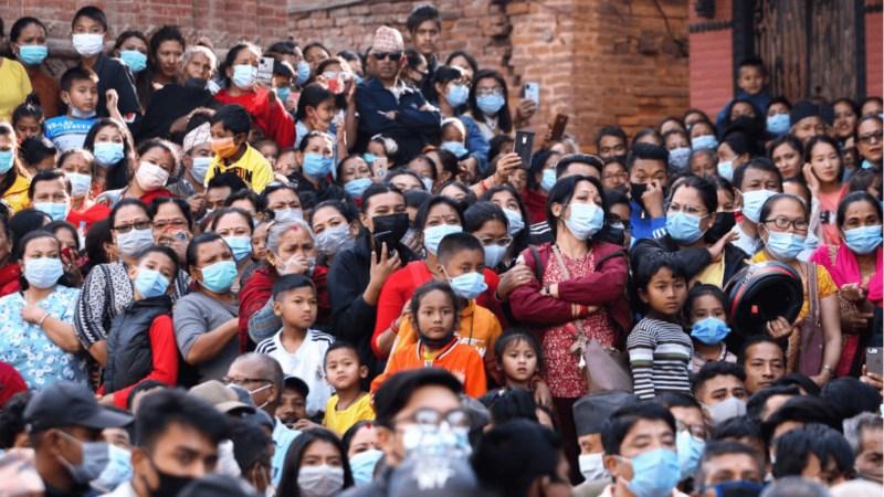 साउन २३ देखि २९ गतेसम्म 'नेपाल मास्क अभियान' सञ्चालन