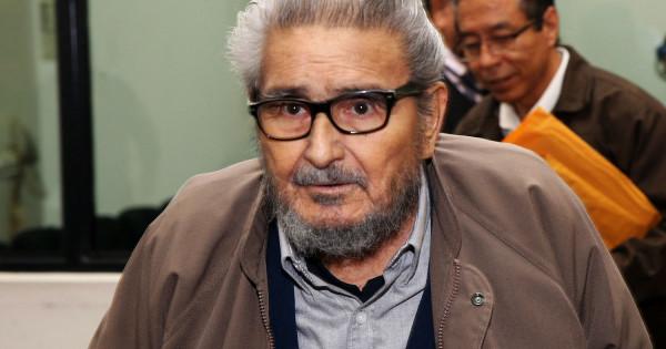 पेरु क्रान्तिका नेता गोन्जालोको निधन