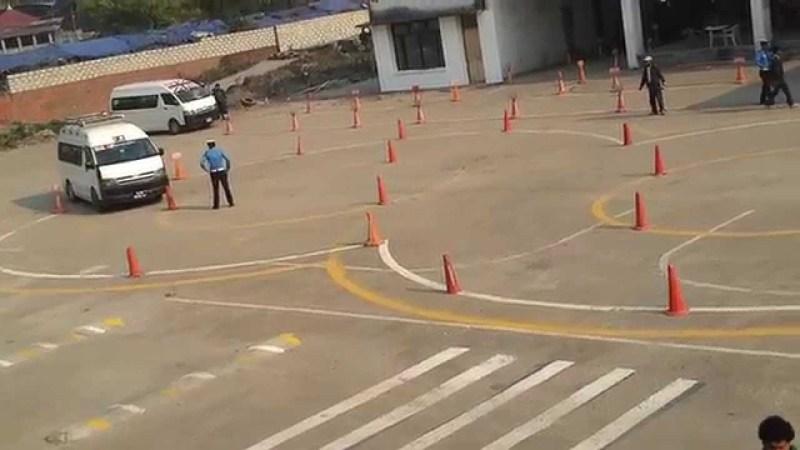 ६ महिनापछि नयाँ सवारी चालक अनुमतिपत्र (ड्राइभिङ लाइसेन्स) को आवेदन खुल्यो