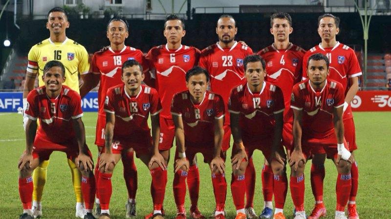 पहिलो पटक इतिहास रच्दै नेपाल साफ च्याम्पियनसिप फुटबलको फाइनलमा नेपाल प्रवेश