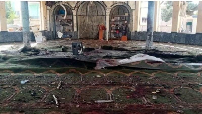 अफगानिस्तानको कुन्दुज शहरस्थित एक मस्जिदमा भएको आत्मघाती हमलामा परेर ५० जनाको मृत्यु