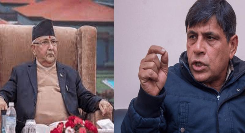 १० बुँदे सहमति कार्यान्वयनबारे अध्यक्ष केपी शर्मा ओलीको अभिव्यक्तिप्रति एमालेको आज बसेको स्थायी कमिटी बैठकमा प्रश्न