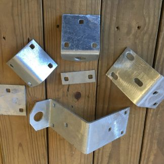 Dock Hardware-FOR POND OR SMALL LAKE ONLY