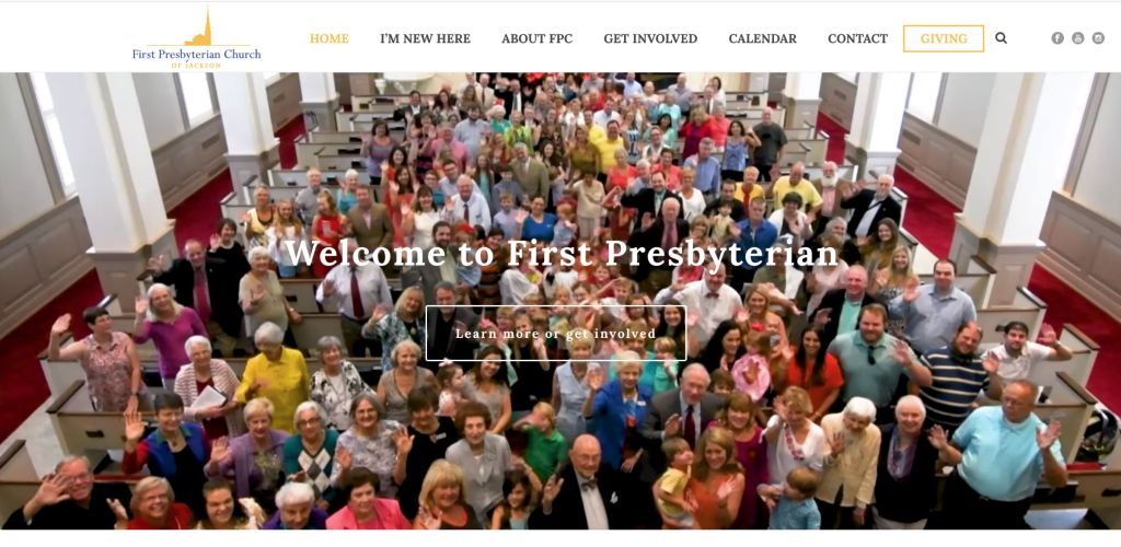 First Presbyterian Church of Jackson TN