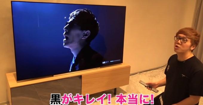 ヒカキン テレビ レグザ