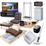 Amazonプライムデー限定商品「今すぐ住めるおまかせ家電・家具セット」の内容とは