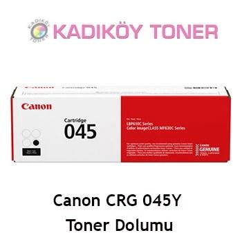 CANON CRG-045Y (CRG045) Laser Toner