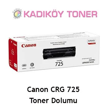 CANON CRG-725 (CRG725) Laser Toner