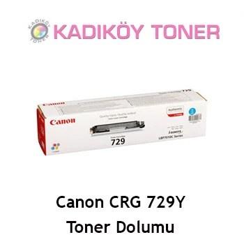 CANON CRG-729Y (CRG729) Laser Toner