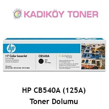 HP CB540A (125A) Laser Toner