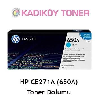 HP CE271A (650A) Laser Toner