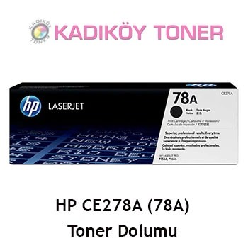 HP CE278A (78A) Laser Toner