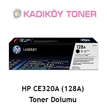 HP CE320A (128A) Laser Toner