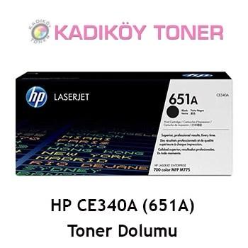 HP CE340A (651A) Laser Toner