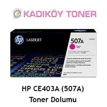 HP CE403A (507A) Laser Toner