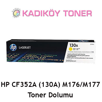 HP CF352A (130A) M176/M177 Laser Toner