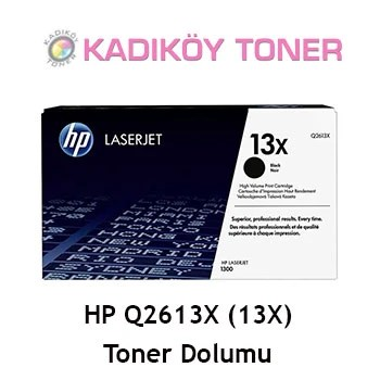 HP Q2613X (13X) Laser Toner