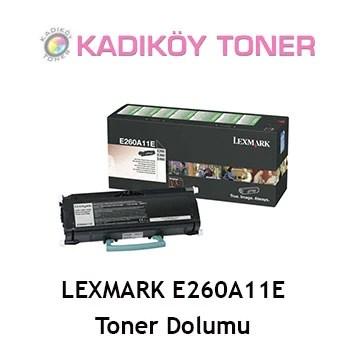 LEXMARK E260A11E (E260) Laser Toner