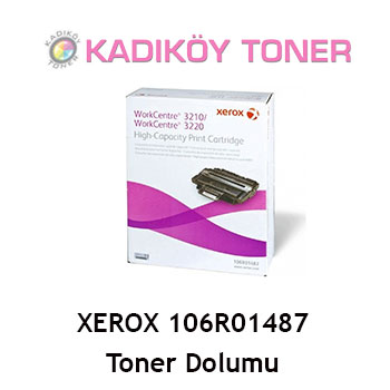 XEROX 106R01487 (3220) Laser Toner