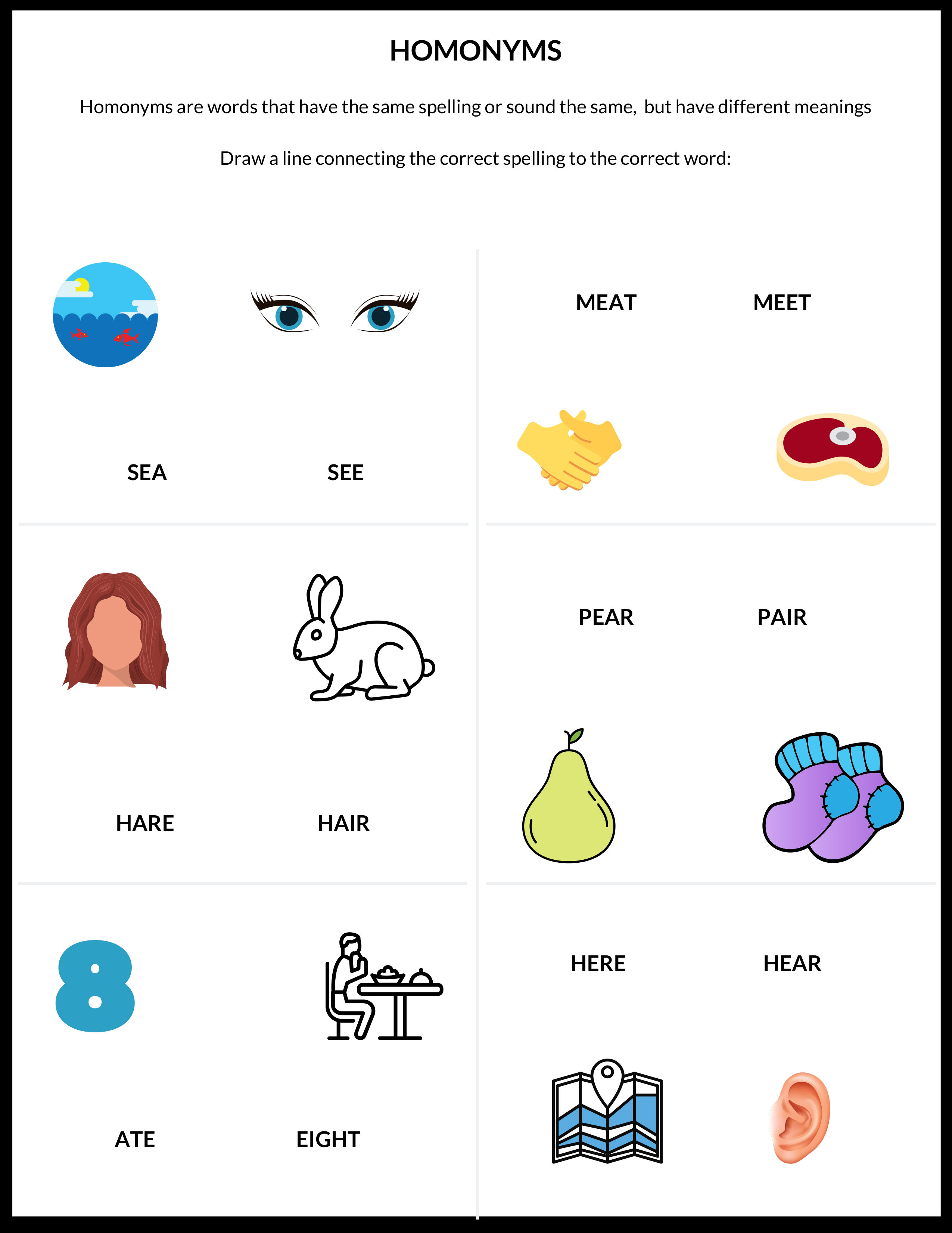 6 Learning Printable Activities To Incorporate Into Your