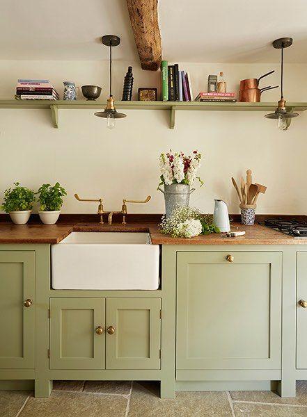 Mutfak Dekorasyonunda Vintage Tarzı