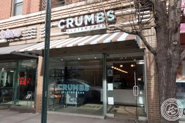 Crumb's New york'un ünlü Cupcake markalarından biri. West Village'da Gluten Free ürünlerin satıldığı özel dükkanı