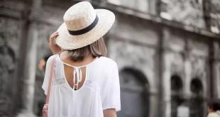 hasır şapka trendi