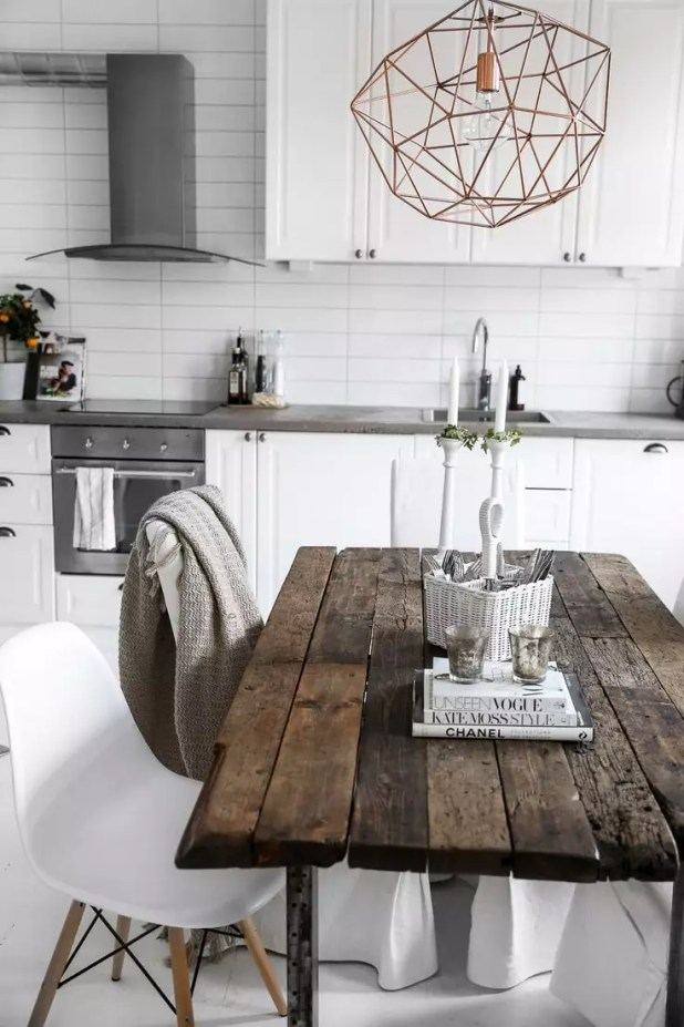 94487b7c6b696b3ca4e4f43621b7c8fd--rustic-kitchen-tables-rustic-kitchens