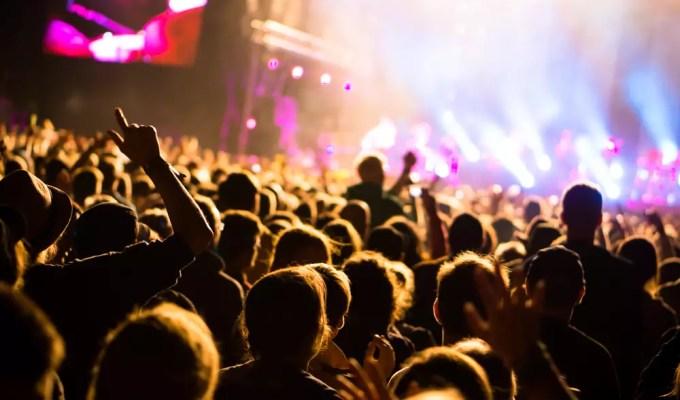 İstanbul'daki konserler