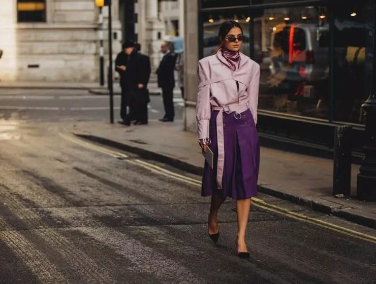 2018 londra moda haftası