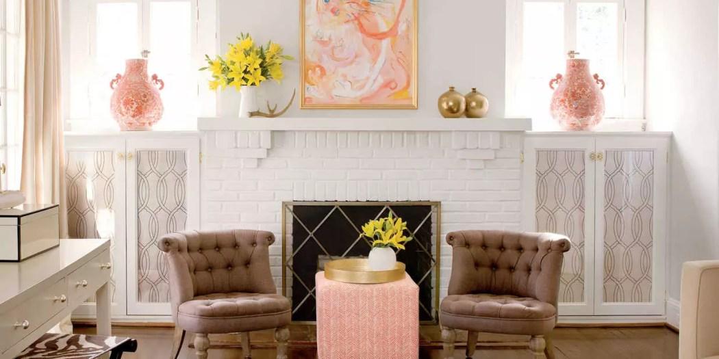 sanatsal tablo ile ev dekorasyonu