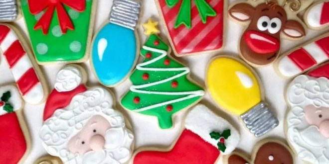 şeker hamuruyla kurabiye