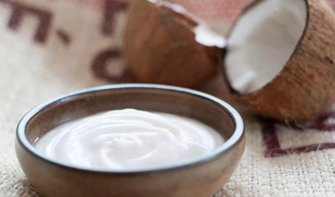 hindistan cevizi sütünden yoğurt