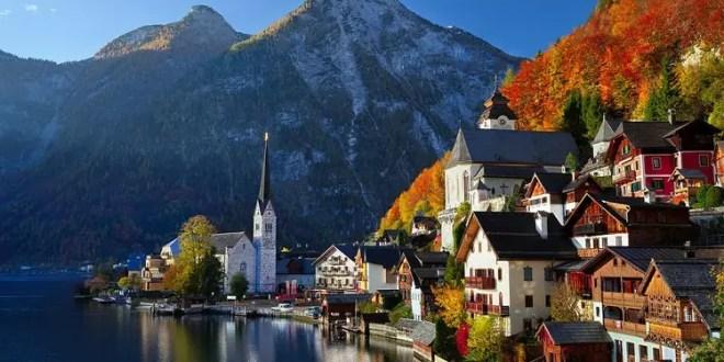 Dünya'nın en güzel köyleri