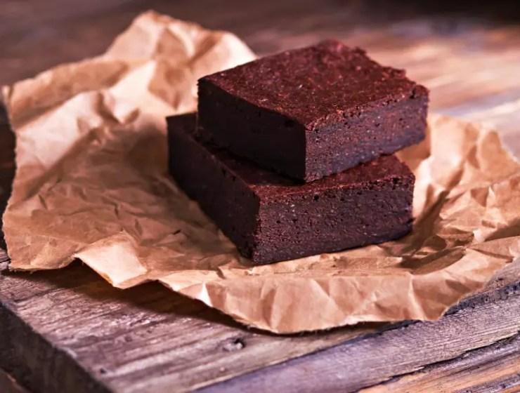 raw brownie tarifi