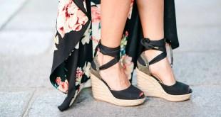 dolgu topuk sandalet modelleri