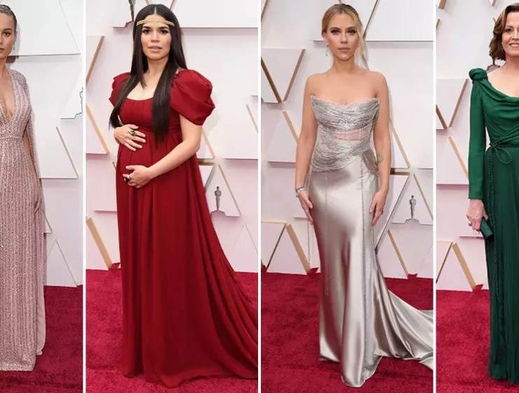 Oscar 2020 kırmızı halı