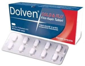Dolven Cold & Flu nedir ve ne için Kullanılır?