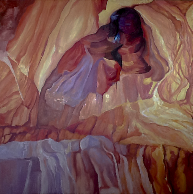 secrets,oil_paintings,kadira_jennings,caves