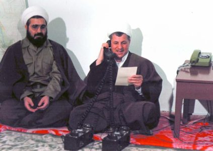 Hassan_Rouhani,_Operation_Karbala-5