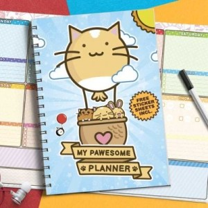 Fuzzballs Fuzzballs planner - My pawesome planner